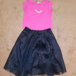 Forever 21- Mesh Skirt